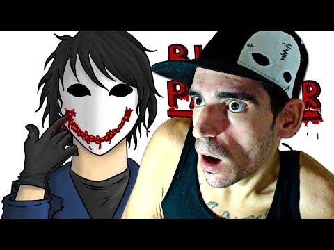 BLOODY PAINTER :) ⭐ Draw My Life - Vídeo Reacción