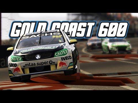 Assetto Corsa: Gold Coast 600 (V8 Supercar @ Gold Coast)