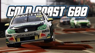 Assetto Corsa: Gold Coast 600 (V8 Supercar @ Gold Coast)