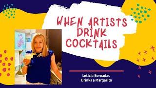 Artist Interview: Leticia Bernadac Talks Portrait Painting