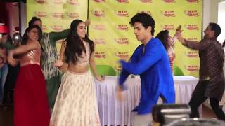 Zingaat Hindi Song Launch | Dhadak | Ishaan & Janhvi | Live Performance