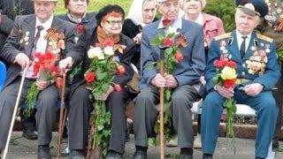 В День Победы в Пензе на улицах звучала музыка военных лет