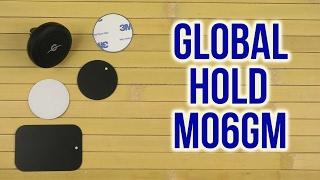 Розпакування Global Hold M06GM Black