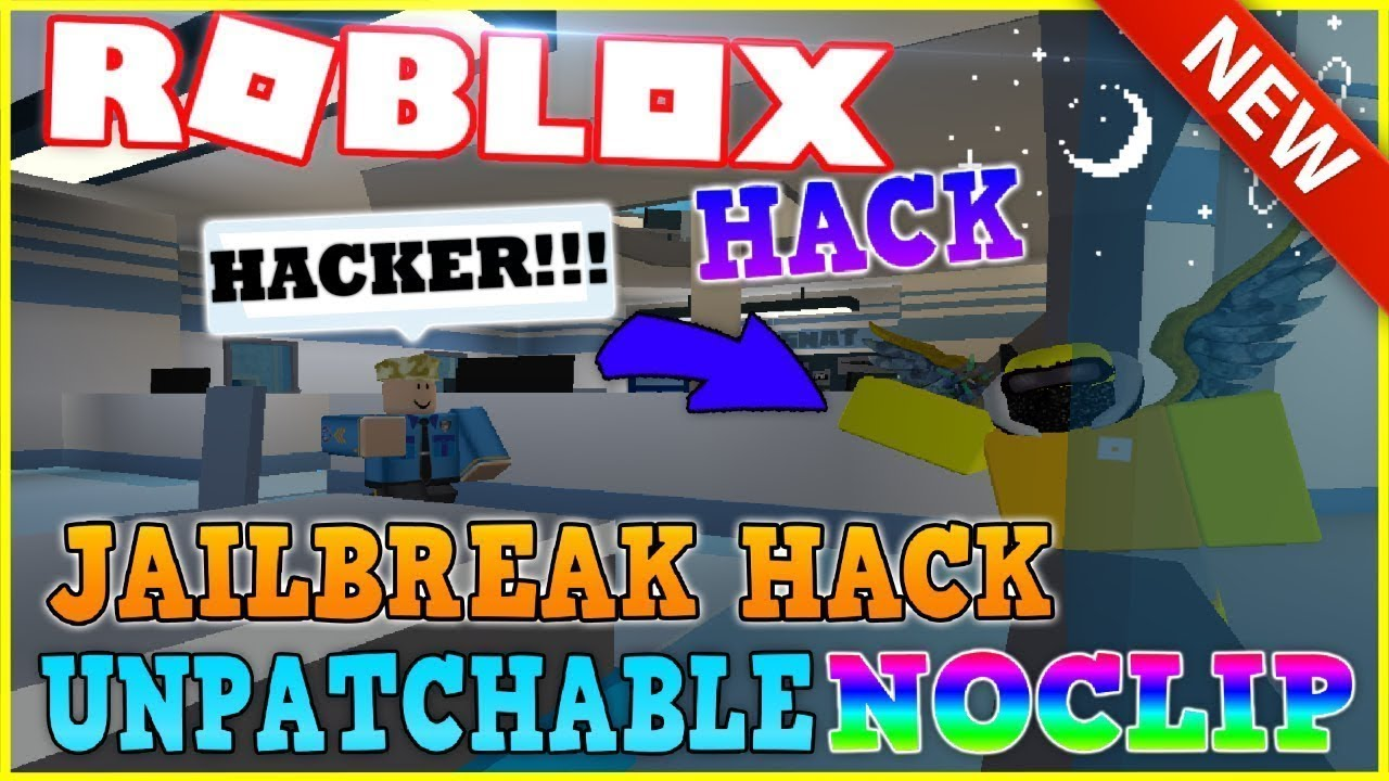 Noclip Noclip Jailbreak Roblox Hack Updated Version For