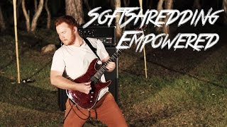 SoftShredding - Empowered (NEW original metal song) - ON ITUNES