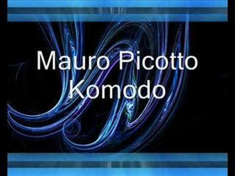 Mauro Picotto - Komodo