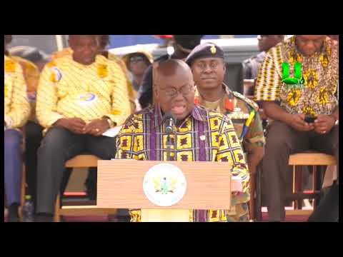No Charging Of Illegal/Unapproved Fees - Prez. Akufo-Addo to Free SHS Heads