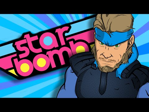 Starbomb - Simple Plot of Metal Gear Solid - Animated by Epic SaveRoom