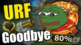 GOODBYE URF 2019 - Perfect urf Montage League of Legends Plays | LoL Best Moments #176
