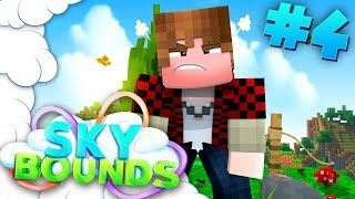 Try NOT to Get ANGRY 😡 Challenge! | SKYBOUNDS ISLAND #4 (Minecraft SkyBlock SMP)