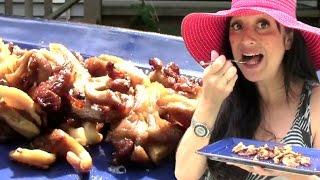 Oyster Mushrooms With Garlic A.k.a Setas Al Ajillo // Tasty Bit 57