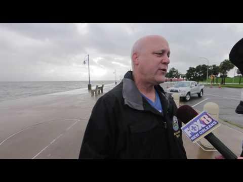 Tropical Storm Cindy rain isn't over yet, Mayor Mitch Landrieu says