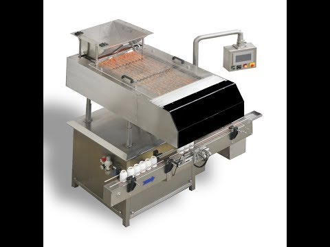 TABLET COUNTING AND FILLING LINE