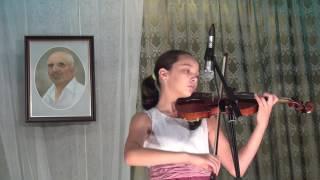 Dana Rotaru. Ciprian Porumbescu - Balada, Danu Onofreiciuc - Lăutăreasca de concert