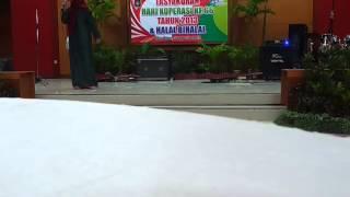 Pidato Donna Anwar keimanan dan ketaqwaan