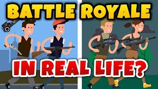 Could Battle Royale Happen In REAL LIFE? Similar Has Happened Before...