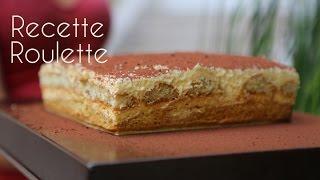 Gâteau De Tiramisu Au Caramel !