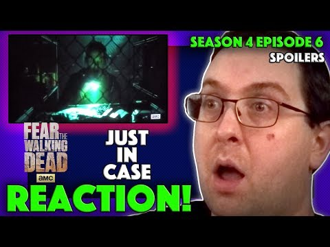 Play REACTION! Fear the Walking Dead Season 4 Episode 6 -