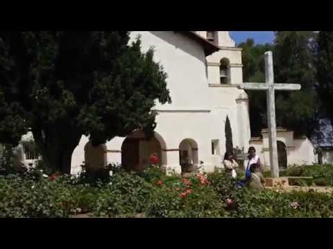 California Mission: SAN JUAN BAUTISTA!