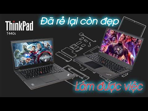 Laptop Thinkpad T440S Bền Lại Rẻ Đẹp Không Mua Thì Mua Gì Bạn Ơi ?