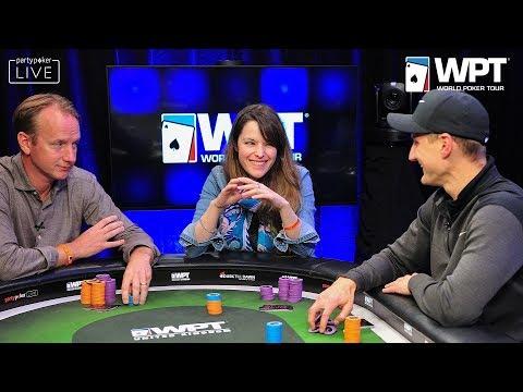 Roll of 50 Black WPT World Poker Tour Poker Chips