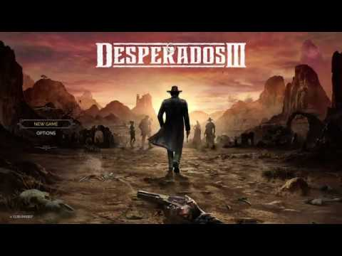 Desperados 3 Ps4 Gameplay First 15 Minutes Ps4 Pure Playstation Youtube