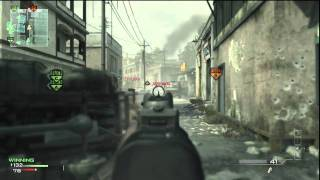Call of Duty MW3 Gameplay(PS3)