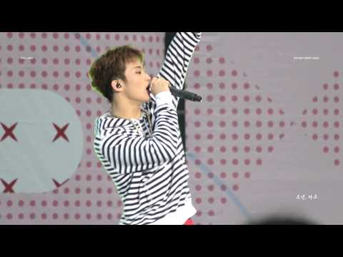 170708 SMTOWN LIVE IN SEOUL 박재정&MARK Lemonade Love (떨림주의) -mark Focus.