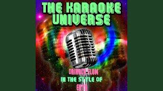 Orinoco Flow (Karaoke Version) (in the Style of Enya)