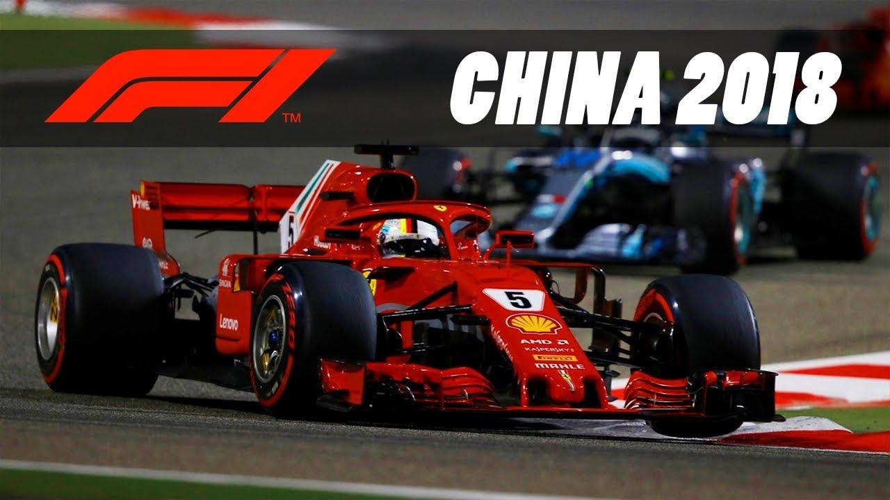 De GP Van China 2018 - Formule 1 Vooruitblik