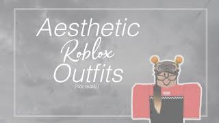 Nicht so ästhetische Roblox Outfits | Rosabella