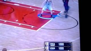 NBA 2k13:World Record! Most points scored and ot's