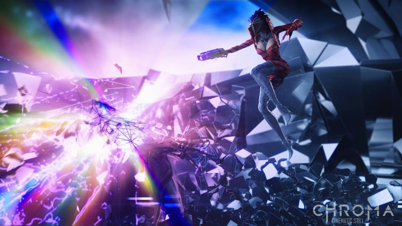 Harmonix reimagines first-person shooters with Chroma