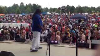 LINE STEPPERS SLIDE - BIG MUCCI LIVE IN CONCERT