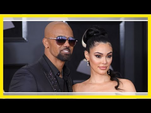 Shemar Moore Updates  On Relationship With Anabelle Acosta
