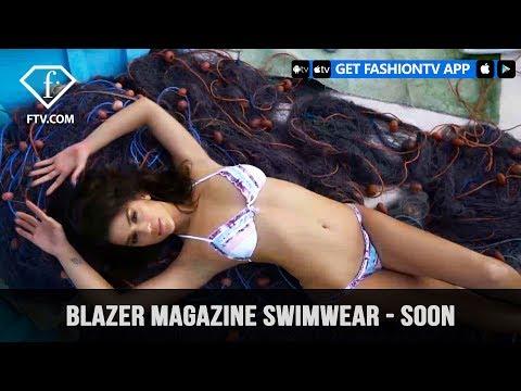Blazer magazine Swimwear - Soon | FashionTV