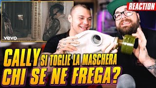 Junior Cally - Tutti con me * REACTION * Arcade Boyz ( mascherello edition )