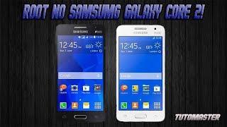 🔴Como fazer Root no celular Samsung Galaxy Core 2 #1 (SM-G355M, SM-G355H).