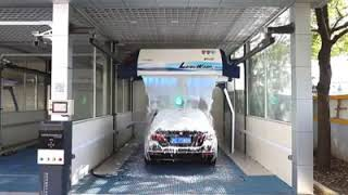 Touch Less Car Wash with latest Technology