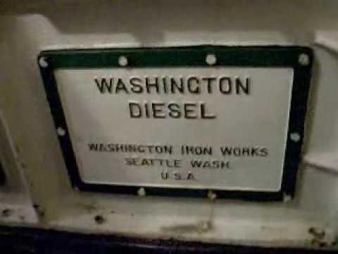 Arthur Foss Diesel Engine Washington Estep
