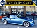 1997 BMW Z3 Roadster Convertible 85K's Manual Low Mileage for sale in Vancouver, BC, Canada