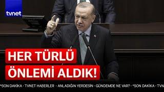 Cumhurbaşkanı Erdoğan'dan Türkiye'de görülen ilk korona virüs vakası hakkında açıklama!