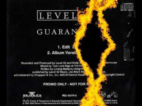 Level 42 - Guaranteed - Club Instrumental.