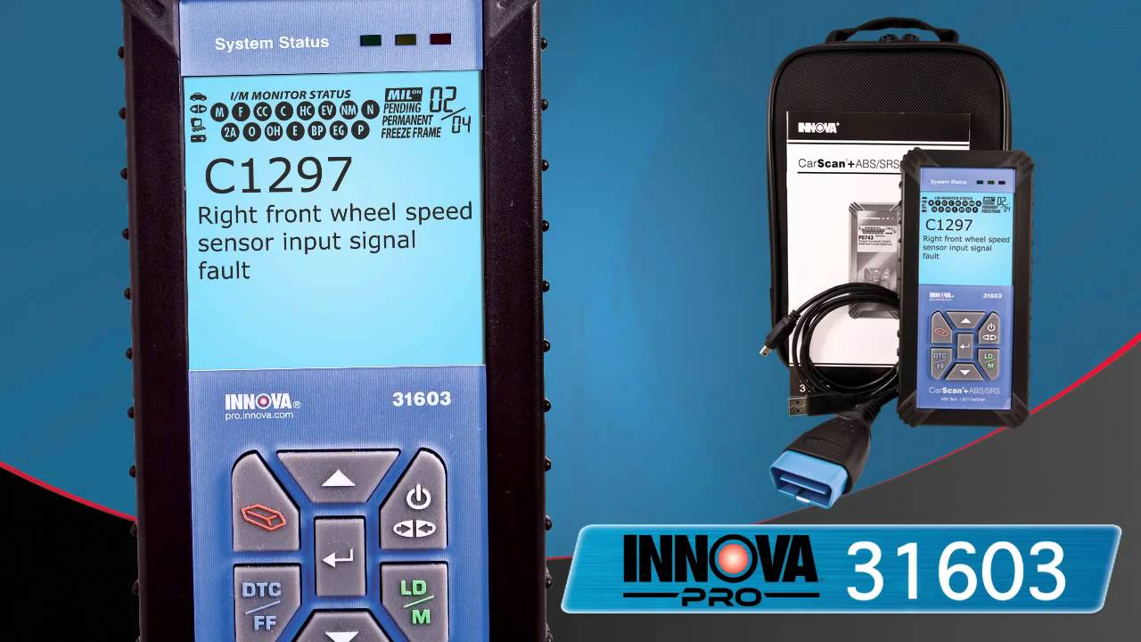 innova pro carscan diagnostic scan tools youtube