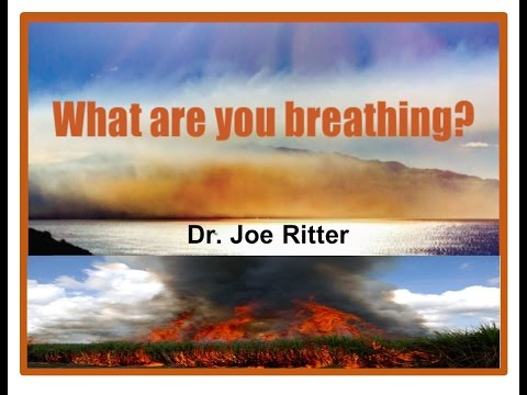 Dr  Joe Ritter on Cane Burning: What are you breathing?
