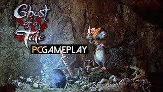 Ghost of a Tale Gameplay (PC HD)