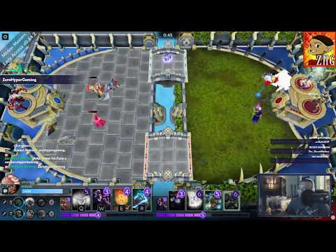 Minion Masters: ZeroHyperGaming Live Stream VGH - Video Gamers Hawaii 808