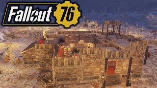 Fallout 76 - Toxic Valley Base