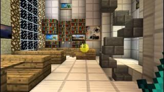 Minecraft Eveenisha's Farm village Part 1 Thumbnail