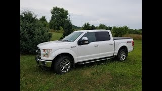 Ford F 150, 3 year 50,000 mile review.  Likes, Dislikes, Warranty.  Would I buy it again?